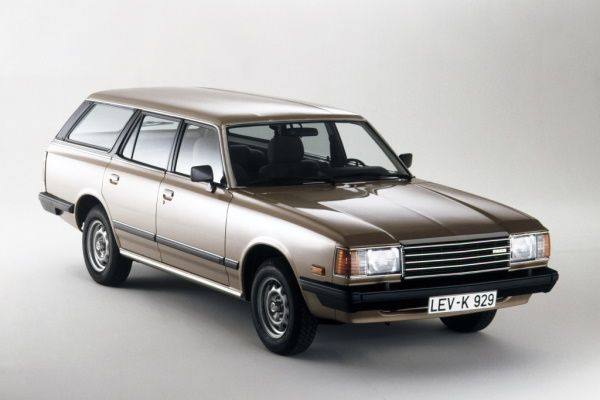 Mazda 929 LA4 Estate