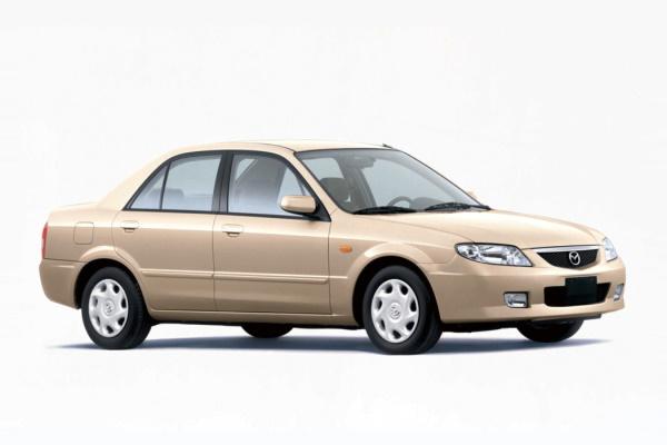 roues et icone de spécifications de pneus pour Mazda Allegro