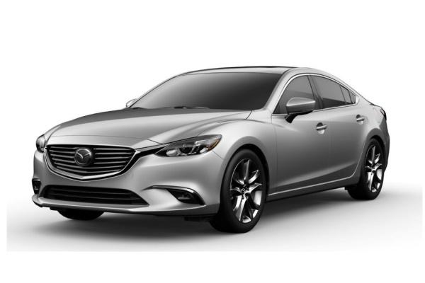 Mazda Atenza GJ Facelift Седан