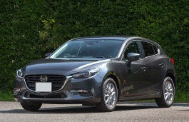 Mazda Axela III (BM/BY) Facelift Hatchback