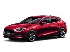 Mazda Axela BM Facelift Hatchback