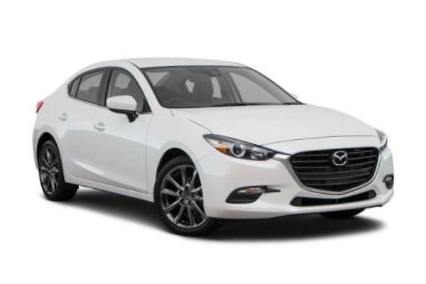 Mazda Axela BM Facelift Седан