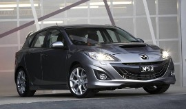 Mazda Axela Speed BL Hatchback