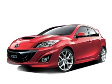 Mazda MazdaSpeed Axela wheels and tires specs icon