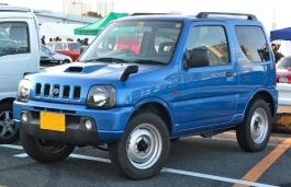 Mazda AZ Offroad SUV