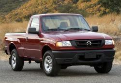 Mazda B-Series V Pickup Standard Cab