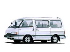 Mazda Bongo Wagon wheels and tires specs icon