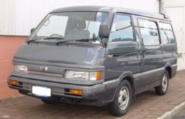 Mazda Bongo III Restyling MPV