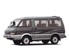 Mazda Bongo Brawny Wagon wheels and tires specs icon