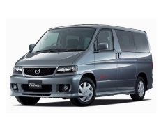 Mazda Bongo Friendee wheels and tires specs icon
