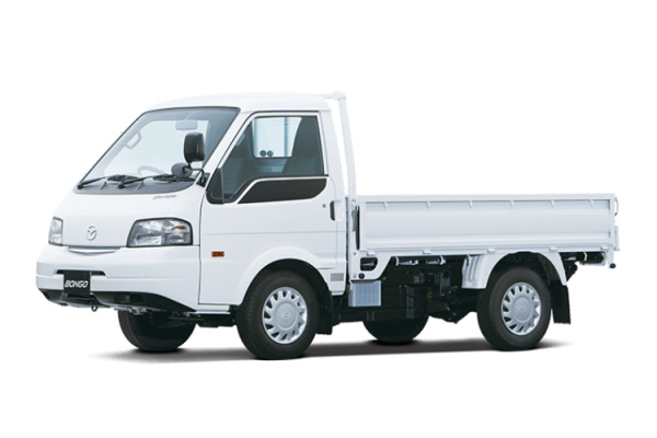 Mazda Bongo Truck wheels and tires specs icon