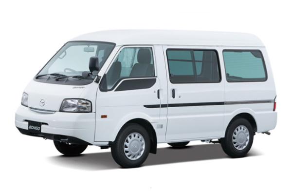 Mazda Bongo Van wheels and tires specs icon