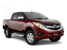 Mazda BT-50 UP Pickup Double Cab