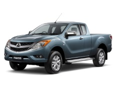 Mazda BT-50 UP Pickup Extended Cab