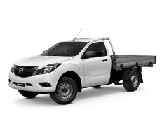 Mazda BT-50 UP Pickup Single Cab