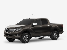 Mazda BT-50 wheels and tires specs icon