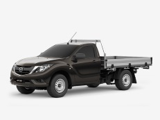 Mazda BT-50 UR Pickup Single Cab