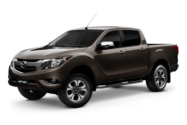 Mazda BT-50 UR Pickup Double Cab