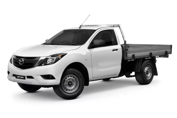 Mazda BT-50 UR Chassis cab