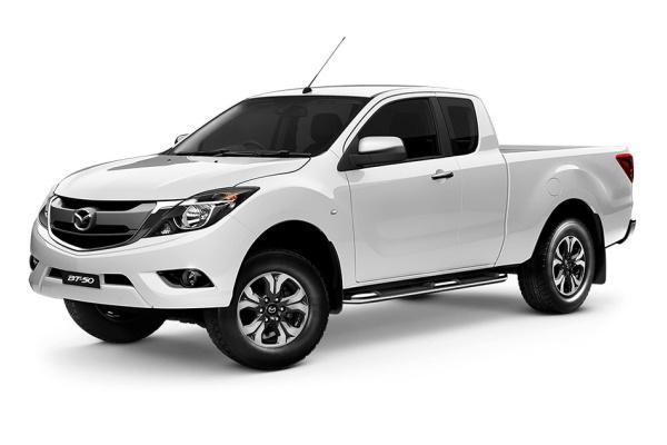 Mazda BT-50 UR Pickup Extended Cab