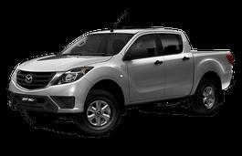 Mazda BT-50 UR Facelift Pickup Dual Cab