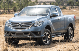 Mazda BT-50 UR Facelift Pickup Freestyle Cab