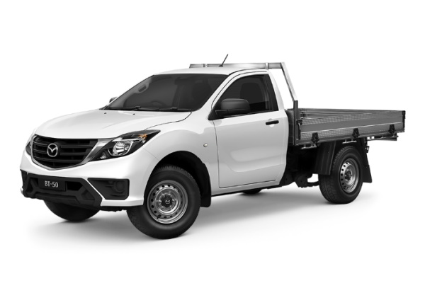 Mazda BT-50 UR Facelift Single Cab Chassis