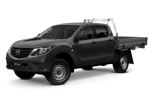 Mazda BT-50 UR Facelift Dual Cab Chassis