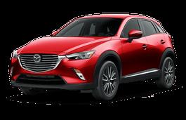 Mazda CX-3 wheels and tires specs icon