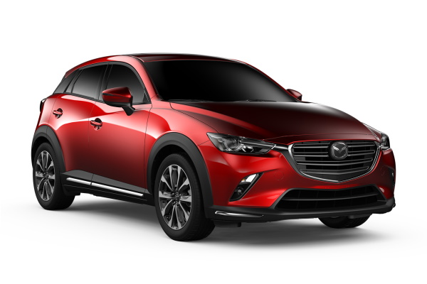 Mazda CX-3 wheels and tires specs icon