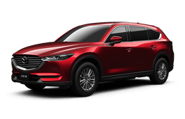 Mazda CX-8 wheels and tires specs icon