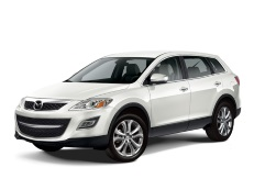 mazda cx 9 2011 wheel tire sizes pcd offset and rims. Black Bedroom Furniture Sets. Home Design Ideas
