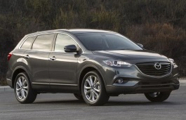 mazda cx 9 2012 wheel tire sizes pcd offset and rims. Black Bedroom Furniture Sets. Home Design Ideas