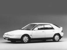 Mazda Eunos 100 BG Hatchback