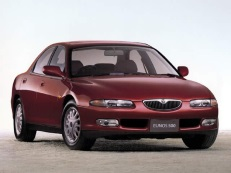 Mazda Eunos 500 wheels and tires specs icon