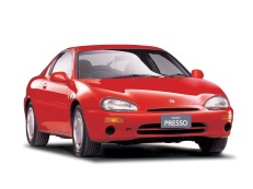Mazda Eunos Presso wheels and tires specs icon