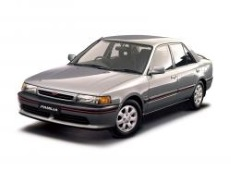 Mazda Familia BG Saloon