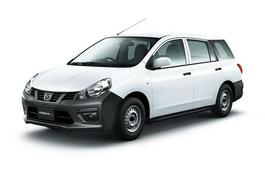 Mazda Familia Van Y12 Restyling Estate