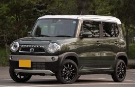 Mazda Flair Crossover MS SUV