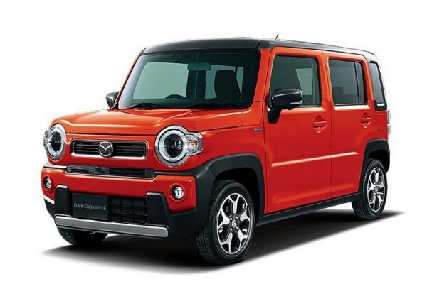 Mazda Flair Crossover иконка