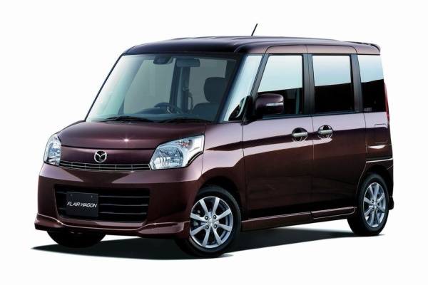 Mazda Flair Wagon MM3/4 XS Limited
