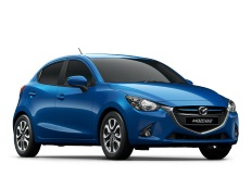 Mazda Mazda2 wheels and tires specs icon