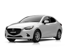 Mazda Mazda2 DJ/DL Berline