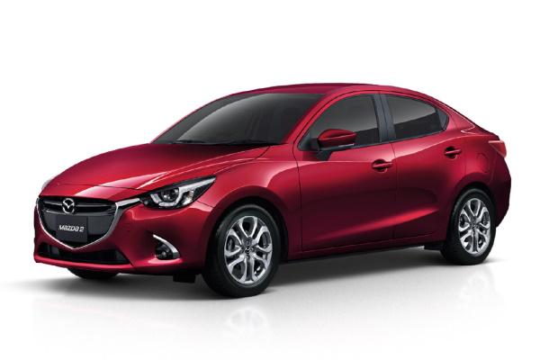 Mazda Mazda2 DJ Limousine