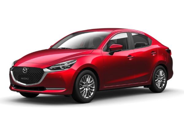 Mazda Mazda2 DJ Facelift Saloon