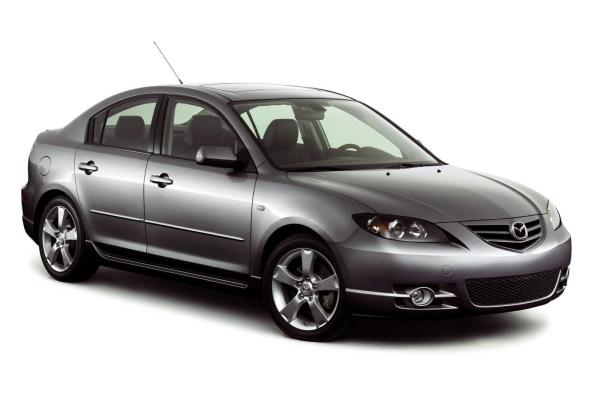 Mazda Mazda3 BK Saloon