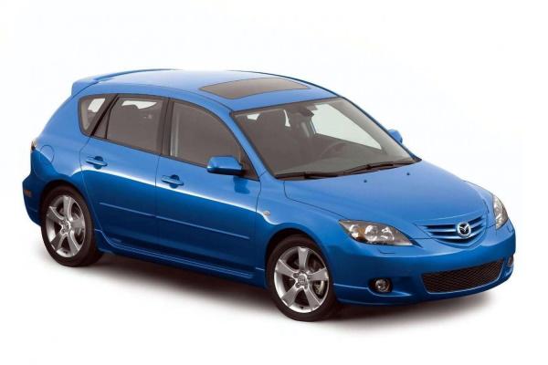 Mazda Mazda3 BK Hatchback