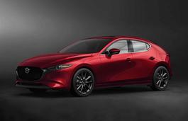 opony do Mazda Mazda3 IV [2019 .. 2020] Hatchback, 5d