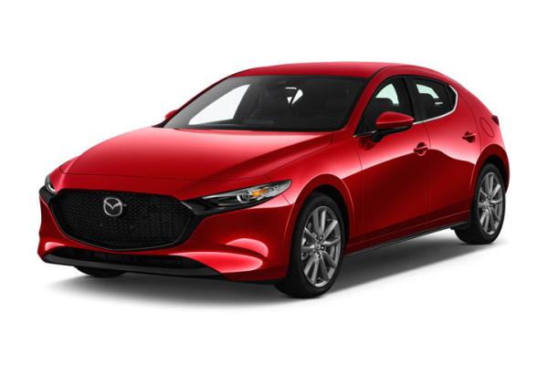 Mazda Mazda3 wheels and tires specs icon