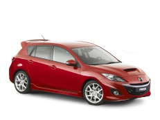 Mazda Mazda3 MPS wheels and tires specs icon